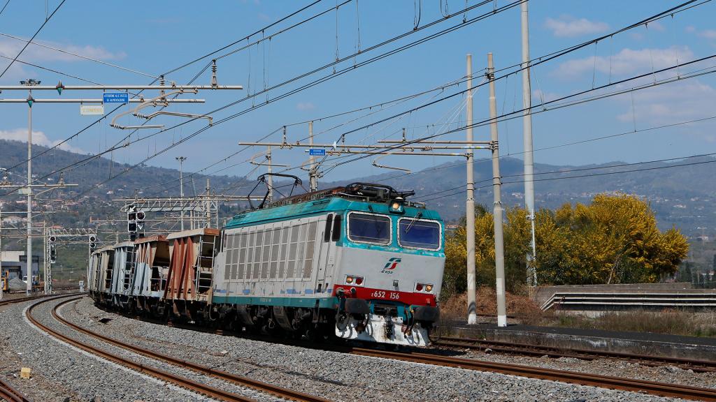 E652 156 Giarre