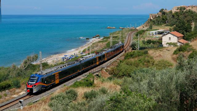 Regionale da Palermo a Sant