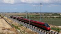 Treno Italo da Lecce a Torino Porta Nuova, effettuato con l
