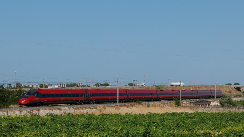 ETR 675 treno 13 Barletta
