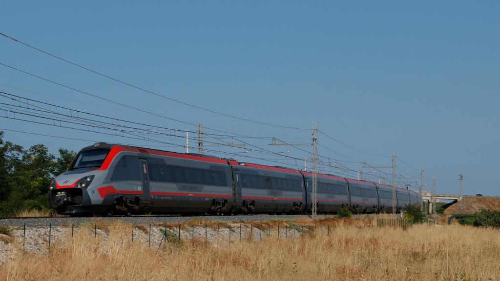 ETR 700 treno 14 Barletta